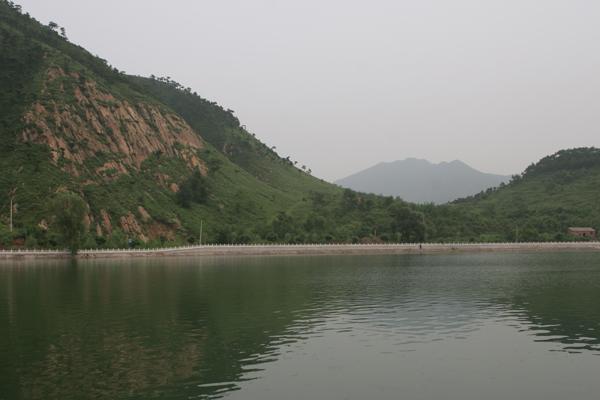 迁安市山叶口自然生态风景区