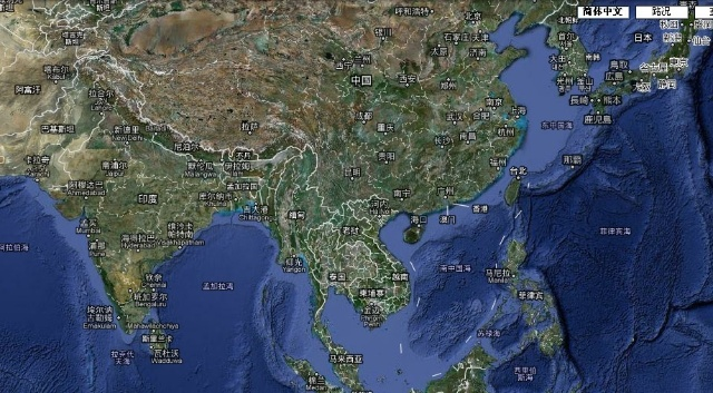 广岛国际机场 地图