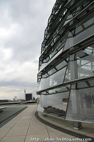 德国国会大厦-邵红升建筑师-我的搜狐