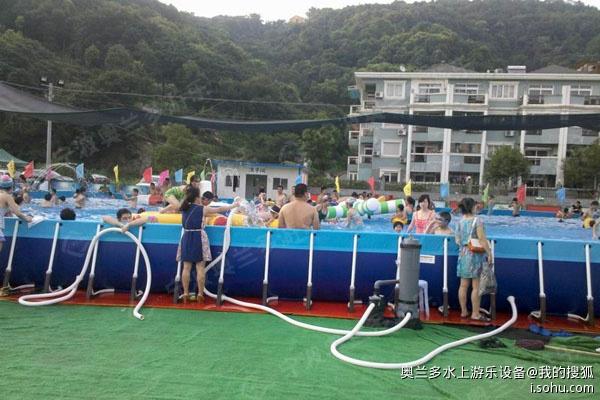 """温州丽水""""冒险岛水世界""""将于今年7月5日开业"""