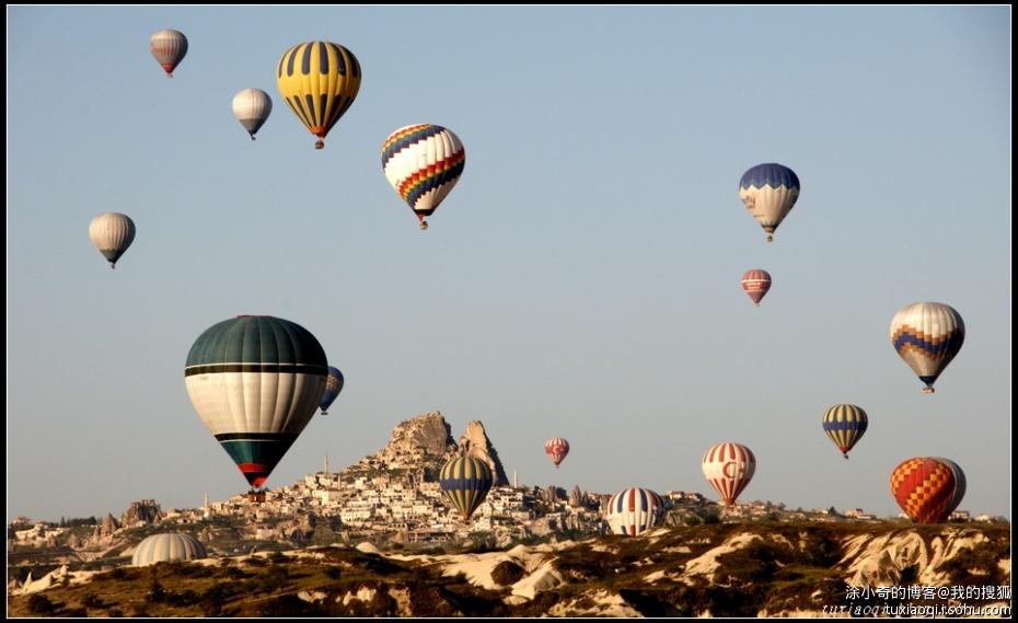 格雷梅精彩热气球之旅