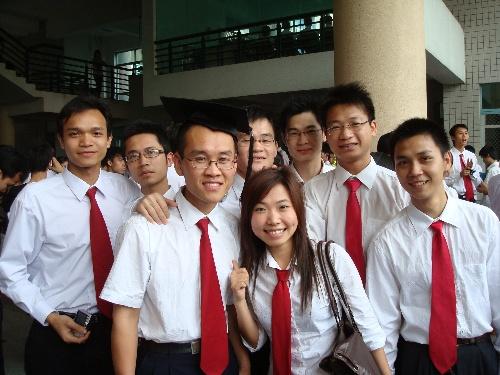 西服红领带证件照装服背景素材
