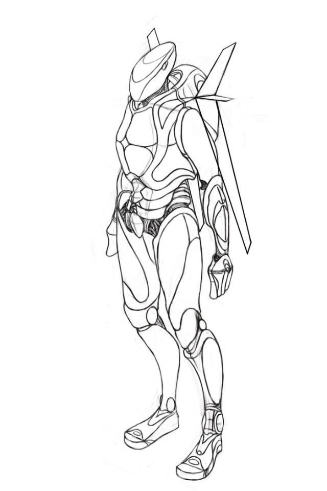 """象山县图书馆""""未来机器人""""科幻少儿绘画创作比赛圆满"""