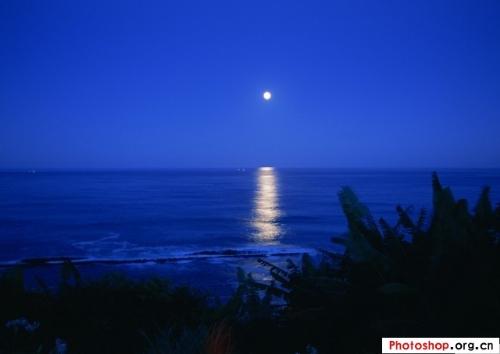 10句描写月亮的诗歌