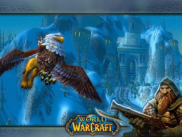 World of Warcraft Desktop Backgrounds