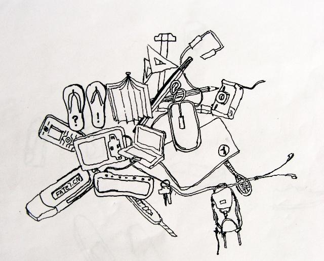 涂鸦t恤手稿 - 艺术设计交流平台 - 麻辣校园 - 搜狐