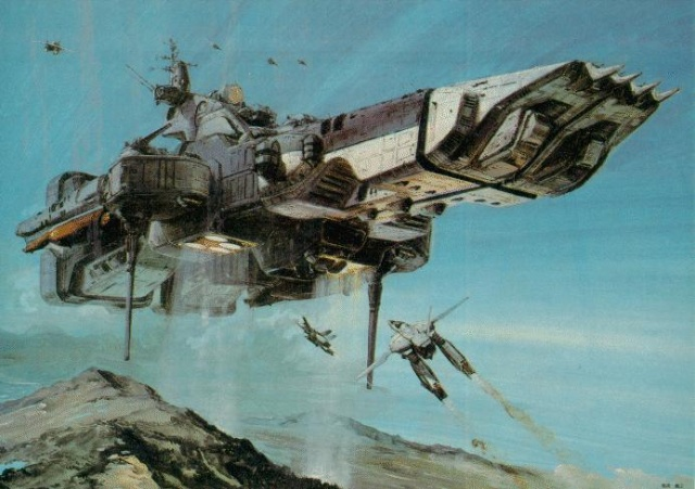 ,战争的进化 太空战舰图片