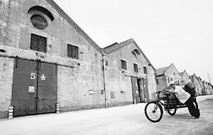 烂尾楼等转型兴办创意产业,承载广州百年开放历史的太古仓,大阪仓应改图片