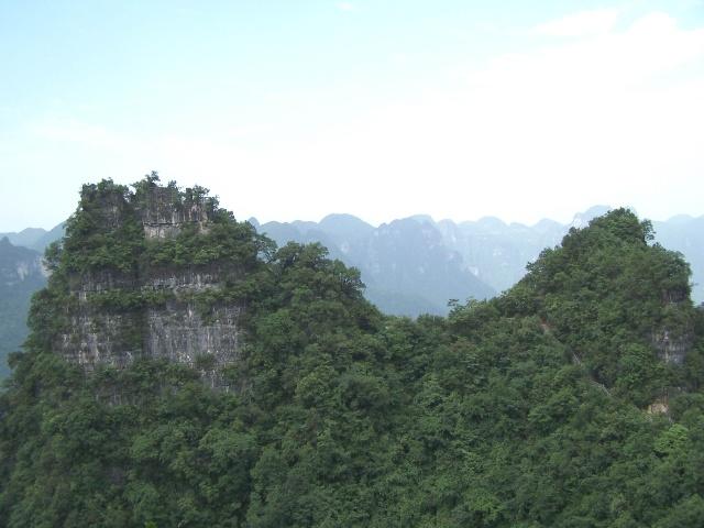 柴埠溪大峡谷自然风景区自助游