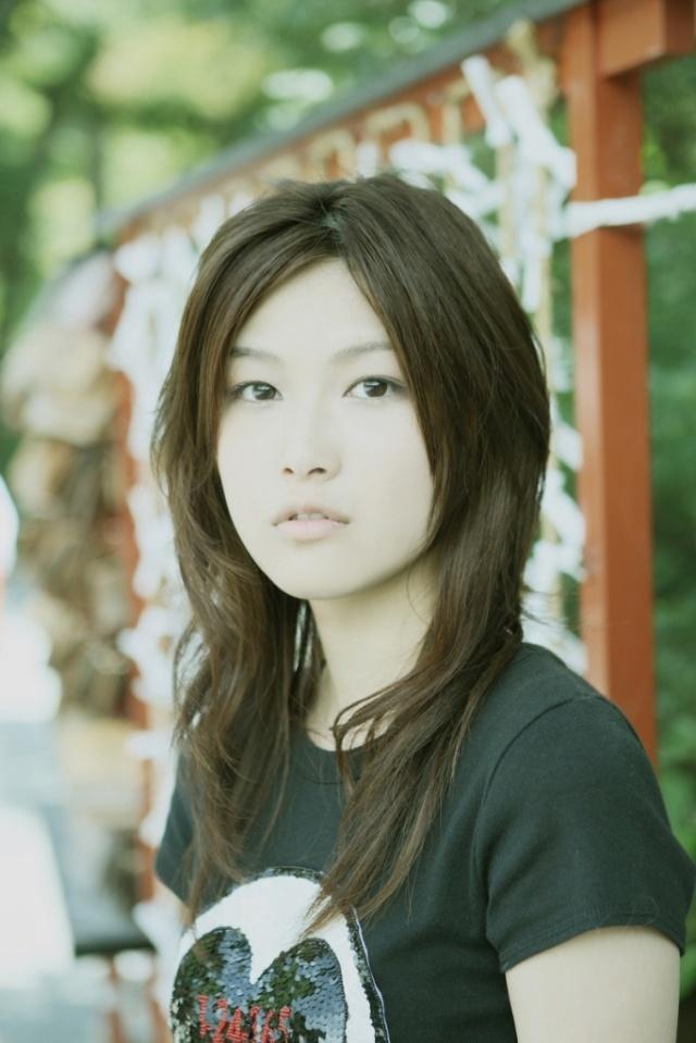 日本美女明星生活照
