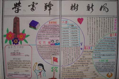 小学生手抄报集锦(希望同学们能够互相学习)