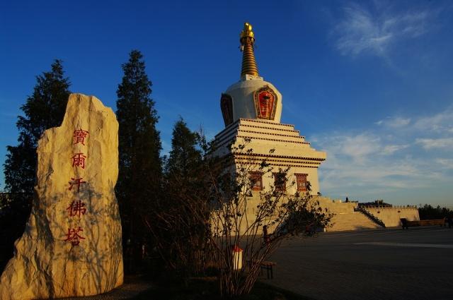 世界第一佛塔——宝尔汗佛塔