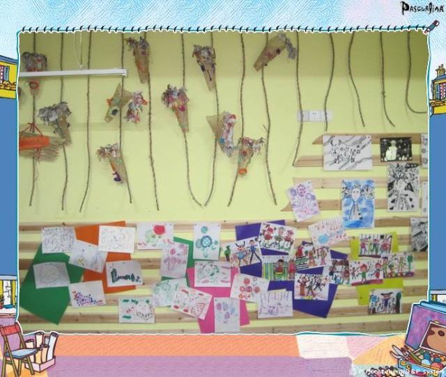 我们的美工创意室真美呀!-马钢第一幼儿园-搜狐博客