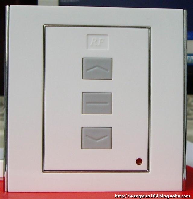 我公司开发的墙壁开关可以用在车库门、卷帘门、伸缩门、道闸等等电动门。 功能特点: 1、现在电动门上大部分都是随身携带的遥控器手柄、容易丢失、损坏。这款墙壁开关可以安装在墙壁上,用两面胶或者是螺丝固定好就可以放心使用了。 2、最主要特点:是无线遥控的。使用起来更加方便。 3、外观新颖、质量保证、是你的理想选择。 4、翻版式车库门:应用的车库门开门机牌子有: 驰豹 理想 门人 索玛 傲诺 嘉禾 合诺 富特 索格 枫叶 西赛德 玛斯特 易捷 孚邦 昌顺 豪迈 欢迎咨询:王 15238640373 Q