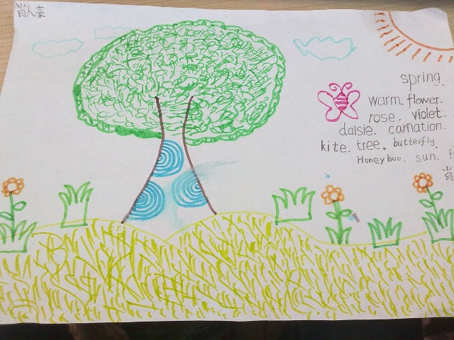 春天的图画 - 小马驹的阳光草原的博客