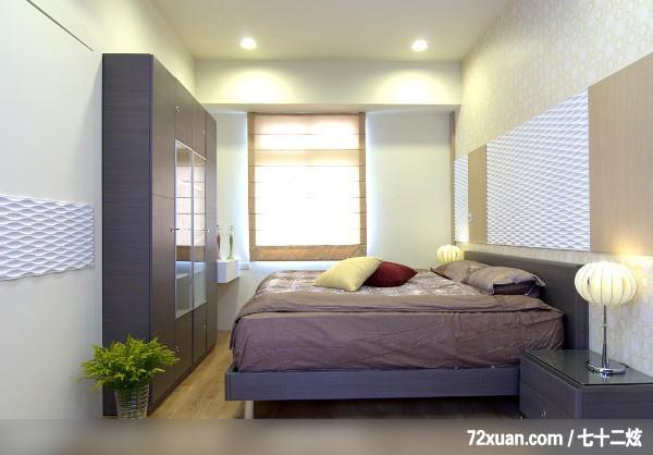卧室装修效果图大全--9平米
