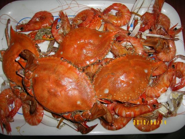 河螃蟹不能吃的部位图解
