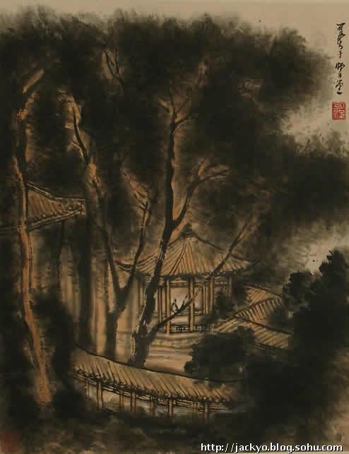 沙馥(1831-1906)字山春,江苏苏州人.马仙根弟子.画学甚深,