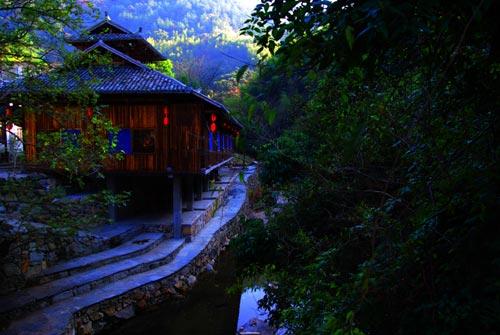 梅岭休闲度假区-瑶里风景区-搜狐博客