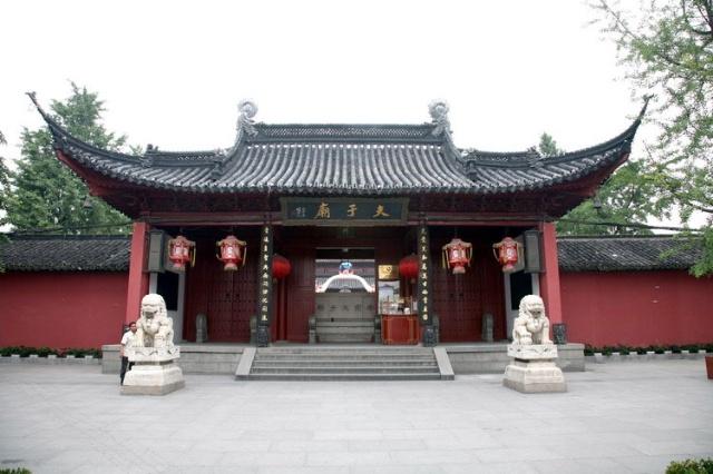 南京的夫子庙