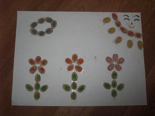 瓜子皮手工制作小动物