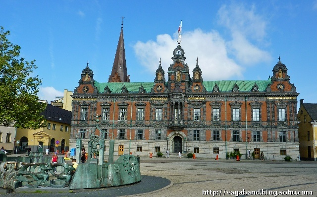 森林王国瑞典 最南端港城马尔默(sweden-malmo)