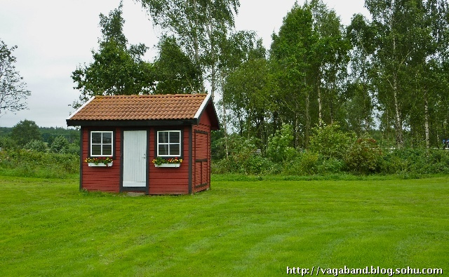 森林王国瑞典 南部半岛沿途风光(south-sweden)