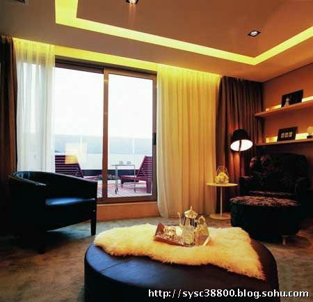 客厅天花板装修设计的四大风水讲究
