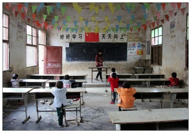 一年级-乡村教育之殇