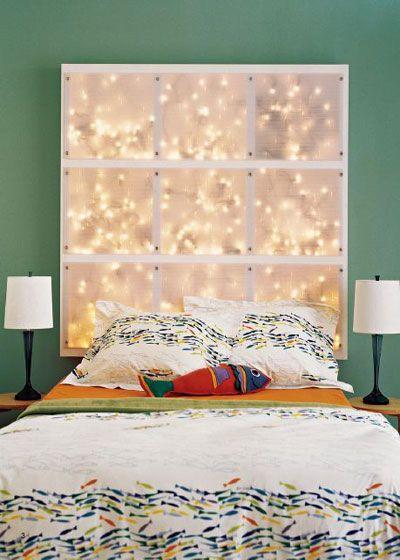 10款床头设计 为卧室品质加分