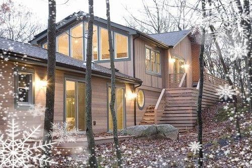 可持续性森林生态木屋与大自然零距离接触