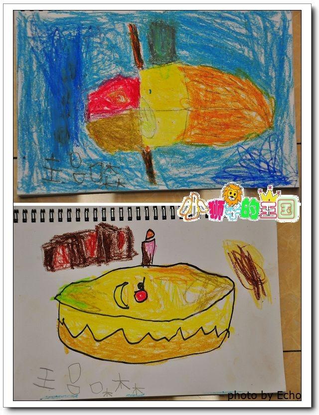 数学王国 儿童画