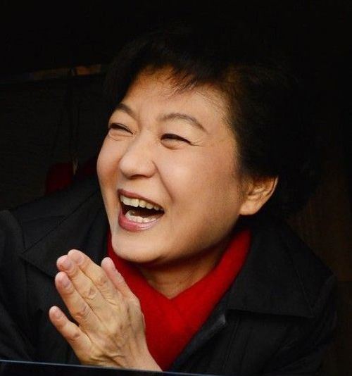 新国家党候选人朴槿惠