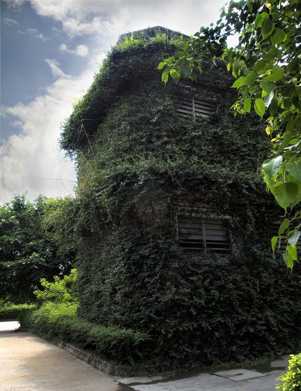 风景园林师要了解建筑绿化生态城市规划设计