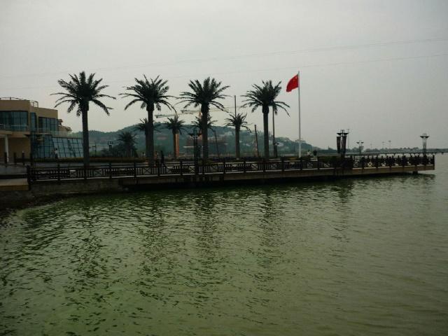 湖州太湖渔人码头