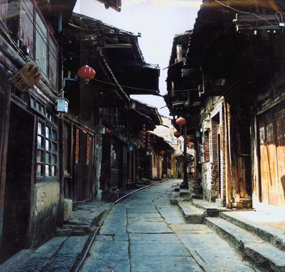 bsp;桂林-大圩古鎮