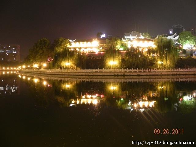 多彩贵州(四):贵阳夜景,花溪,天河潭景区