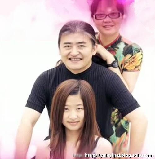 刘欢漂亮女儿近照曝光似翻版山口百惠 风吹杨柳 财经博客 中金在线图片
