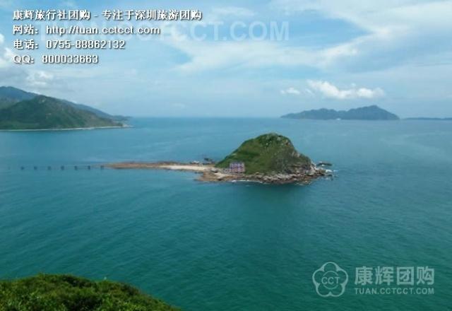 深圳大鹏半岛最美沙滩盘点