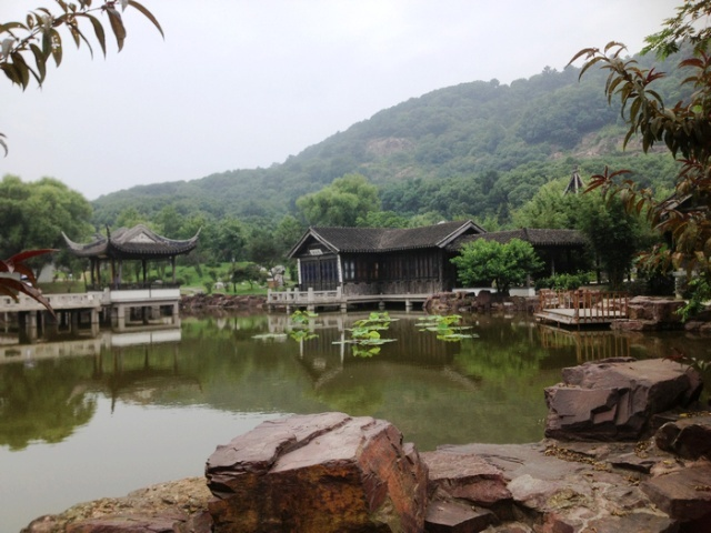 灵岩山风景区(5岁6个月3周)